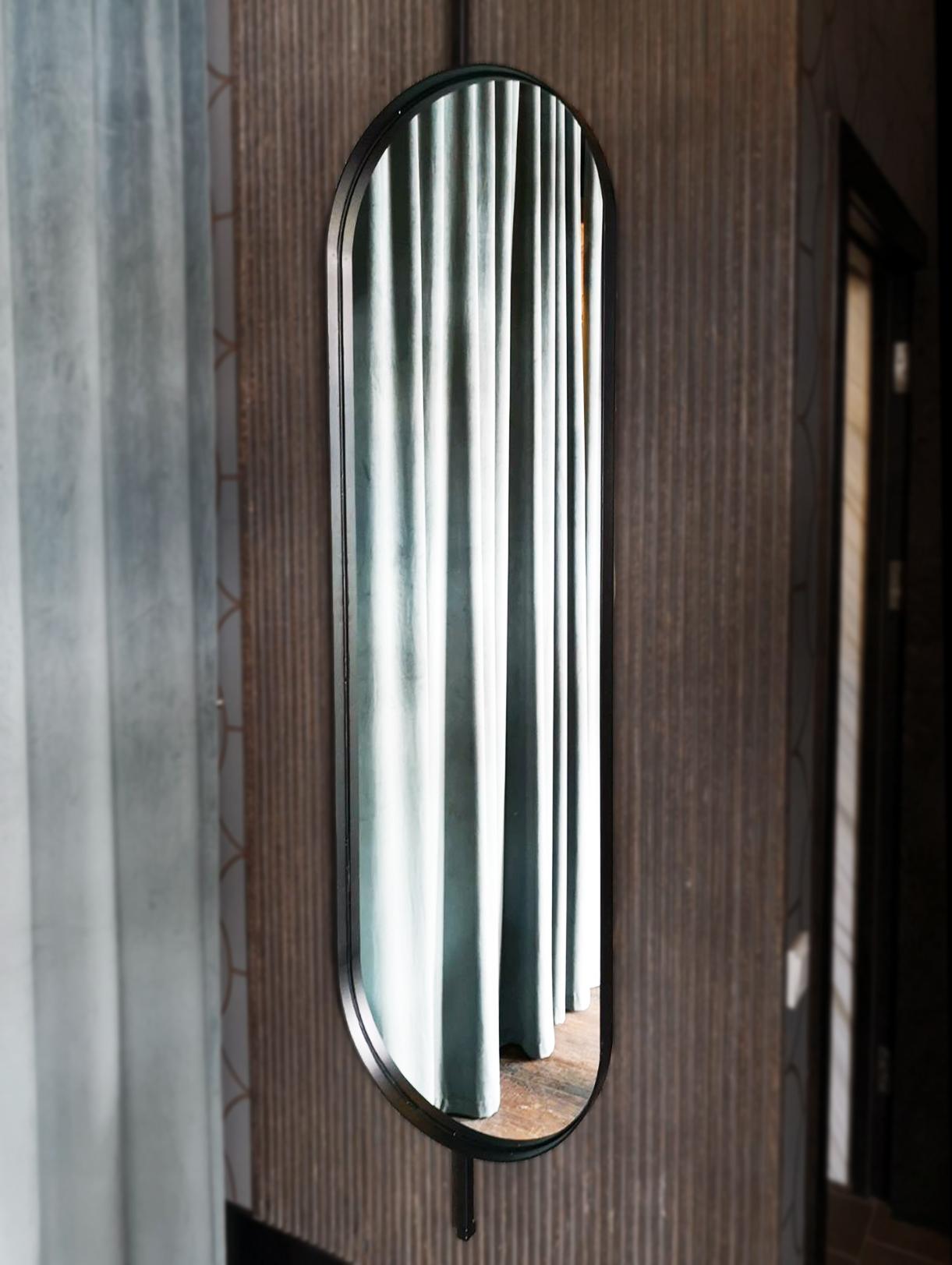 Кругле дзеркало