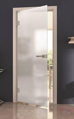 Скляні двері